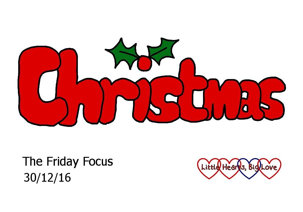 Christmas - this week's word of the week