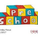 Friday Focus 13/01/17 – Sophie starts preschool