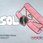 Friday Focus 27/01/16 – Flying solo