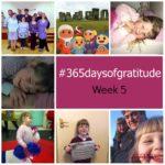 #365daysofgratitude – Week 5