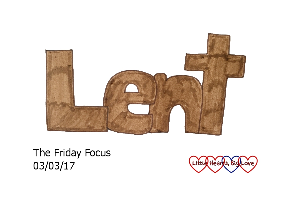 Lent - this week's word of the week