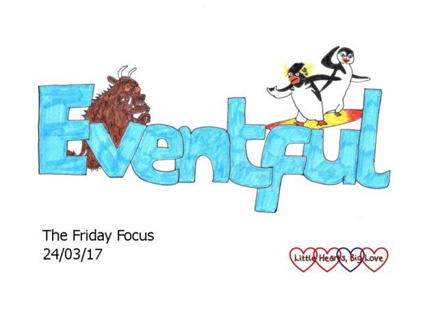 Eventful - this week's word of the week