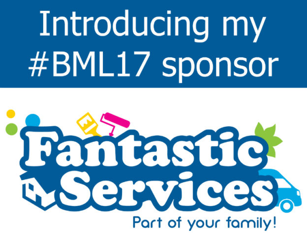 Introducing my #BML17 sponsor - Fantastic Services