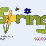 Friday Focus 17/03/17 – Spring is in the air
