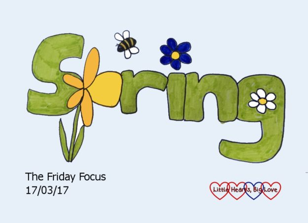 Spring - this week's word of the week