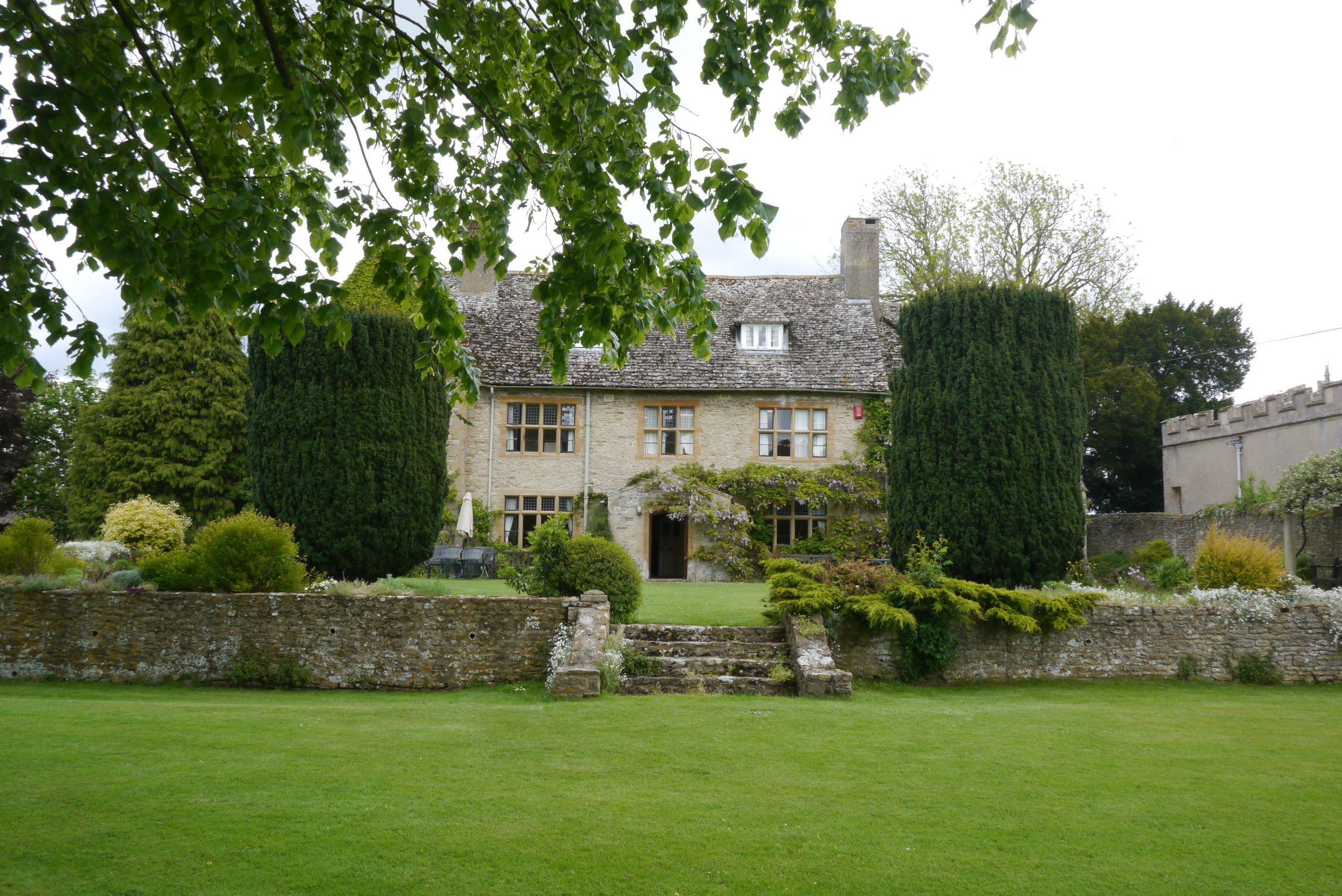 Charney Manor house