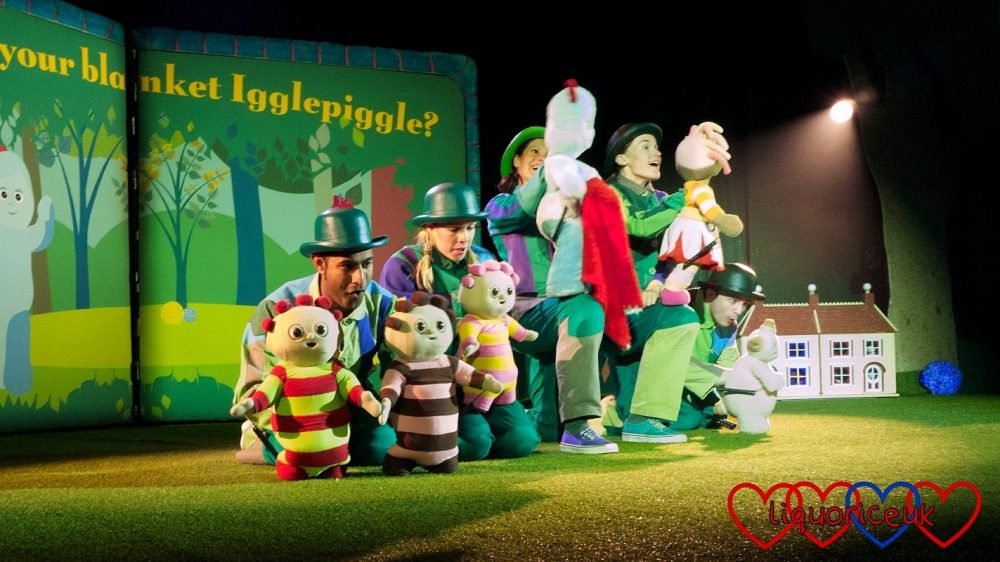 Review - In The Night Garden Live - Little Hearts, Big Love