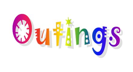 Outings - this week's word of the week