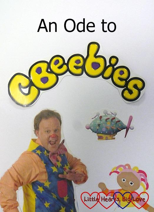 An Ode to CBeebies - Little Hearts, Big Love