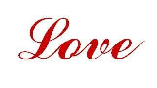 Love - this week's word of the week