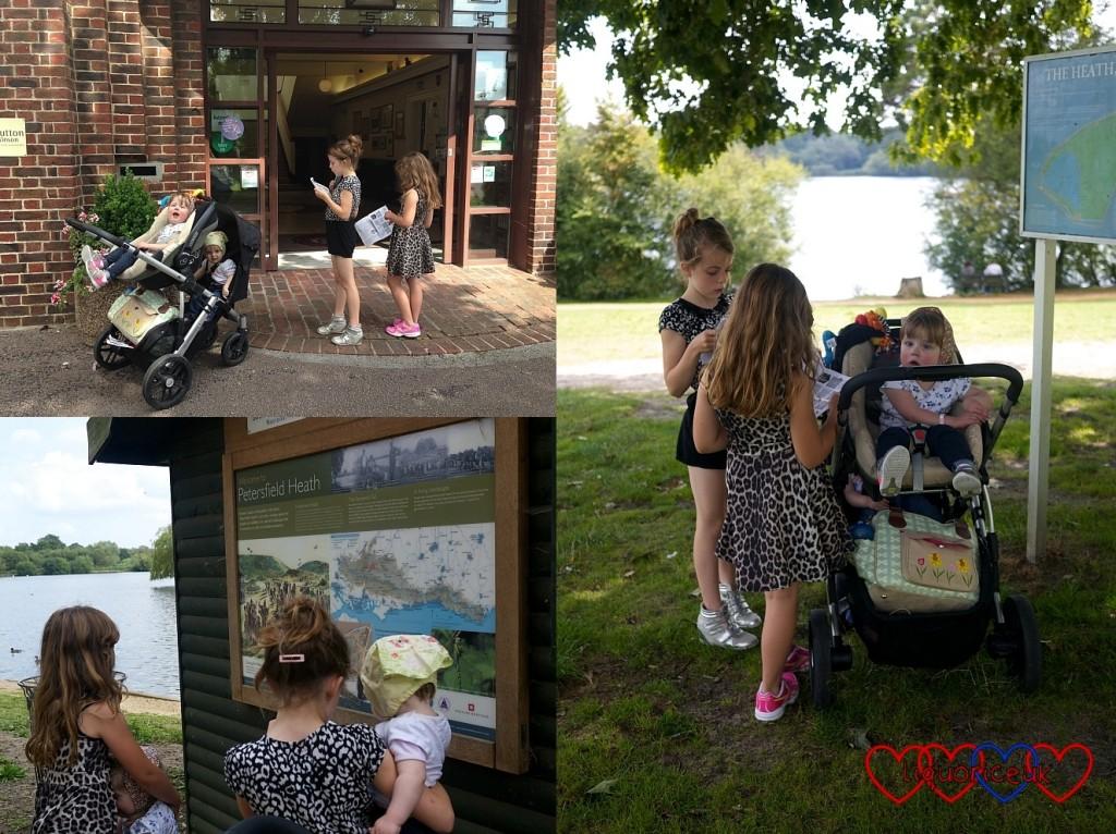 Treasure Trail: Petersfield - Little Hearts, Big Love