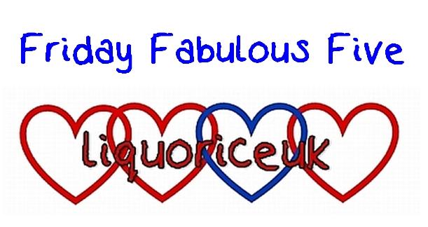 Friday Fabulous Five