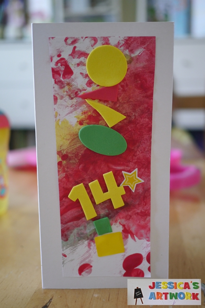 Mini creations: card making - Little Hearts, Big Love