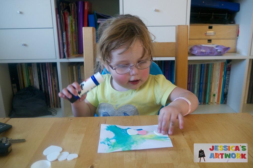Mini creations: card making - Little Hearts, Big Love
