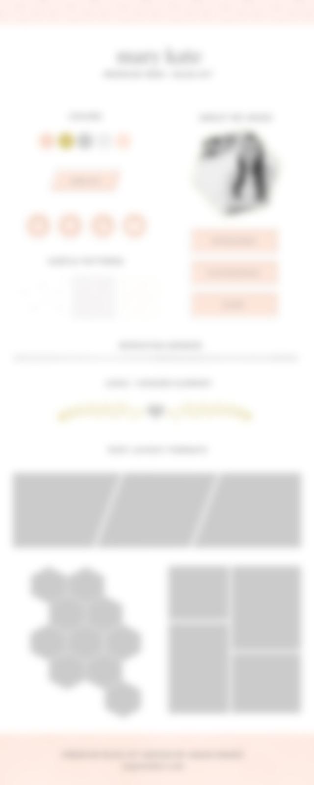 Premade Blog Kit | angiemakes.com