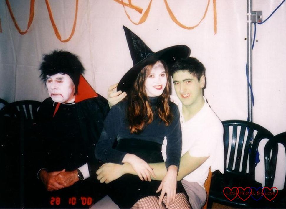 Halloween party 2000