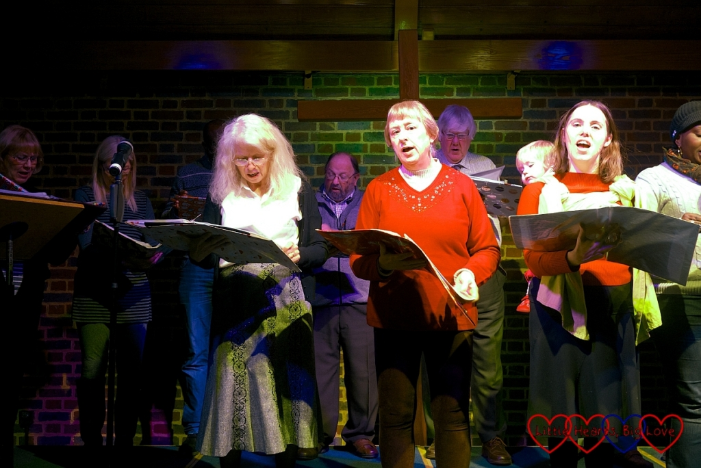 A Little Christmas concert - Little Hearts, Big Love
