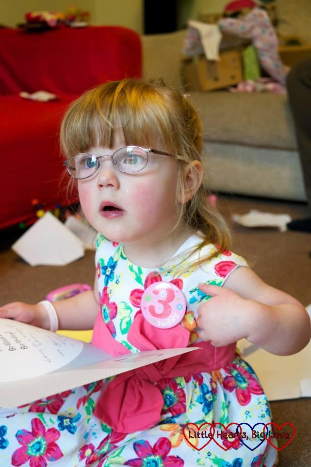 Christmas newsletter 2014 - Little Hearts, Big Love