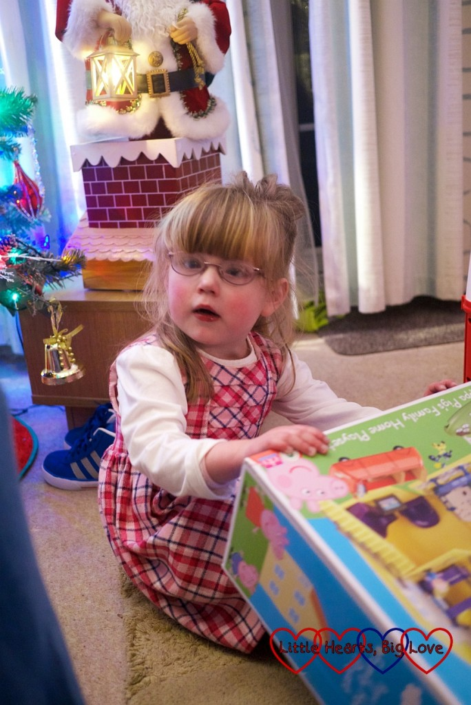 A family Christmas - Little Hearts, Big Love