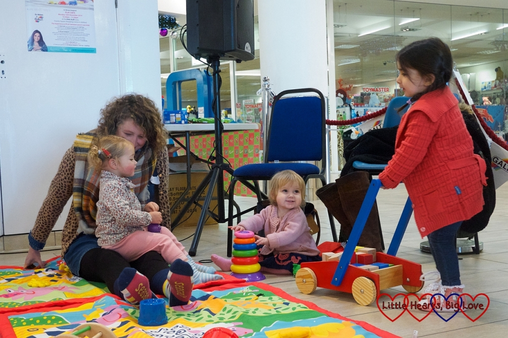 Playdate with Dr Miriam Stoppard and Galt Toys - Little Hearts, Big Love