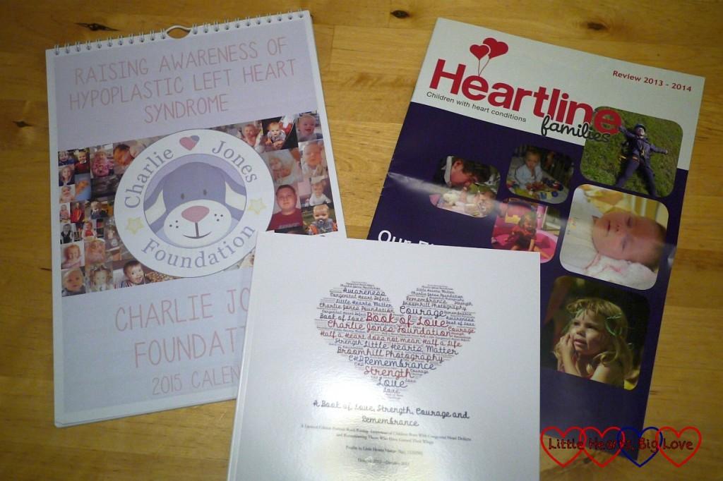 Papery Peep (December) - Little Hearts, Big Love