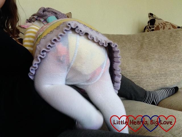 Breastfeeding acrobatics - Little Hearts, Big Love
