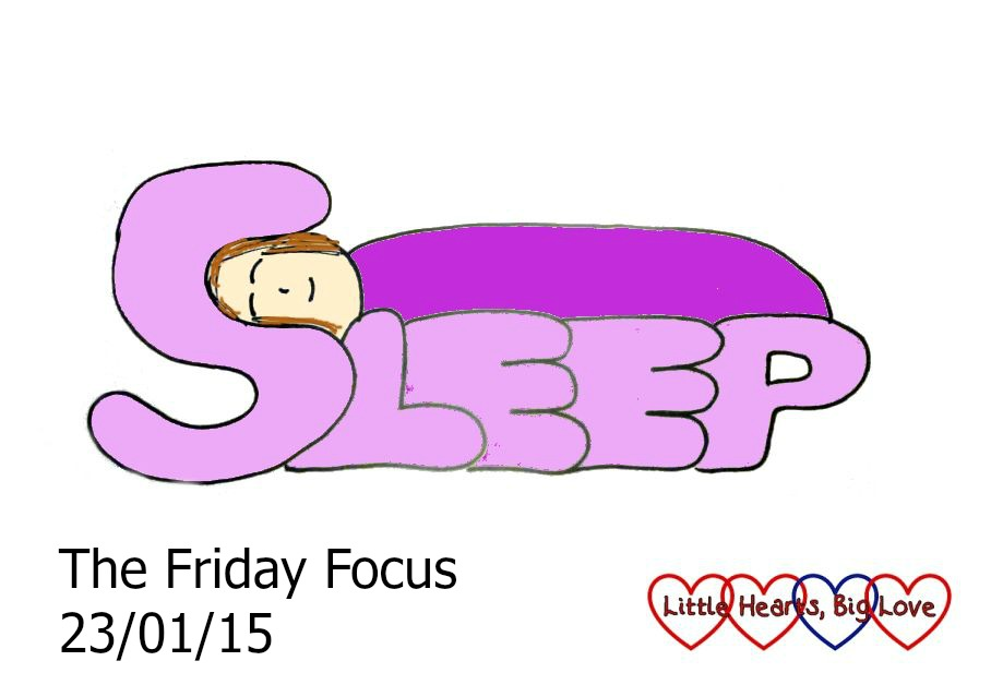 The Friday Focus 23/01/15 - Little Hearts, Big Love
