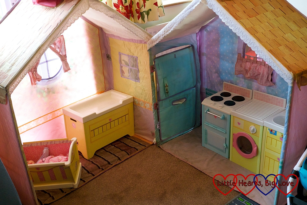 Rose Petal Cottage Playhouse Little Hearts Big Love