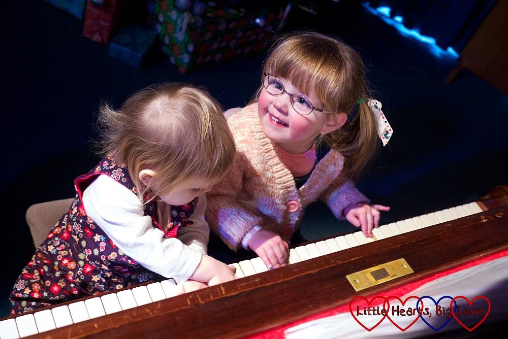 Siblings: January - Little Hearts, Big Love