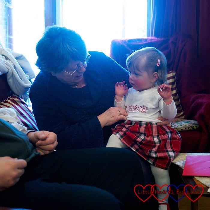 Birthday surprises - Little Heats, Big Love