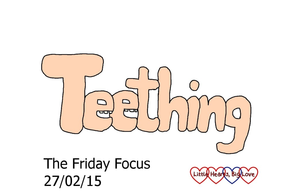 The Friday Focus 27/02/15 - Little Hearts, Big Love