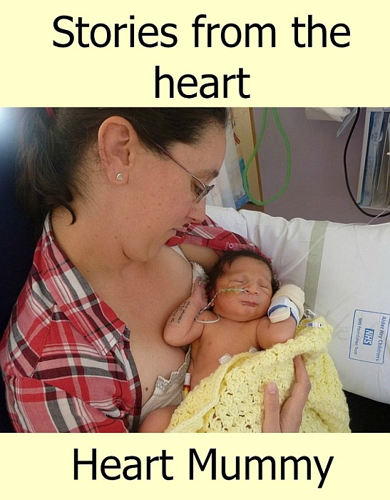 Stories from the heart: Heart Mummy - Little Hearts, Big Love
