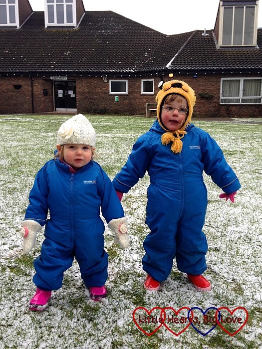 Siblings: February - Little Hearts, Big Love