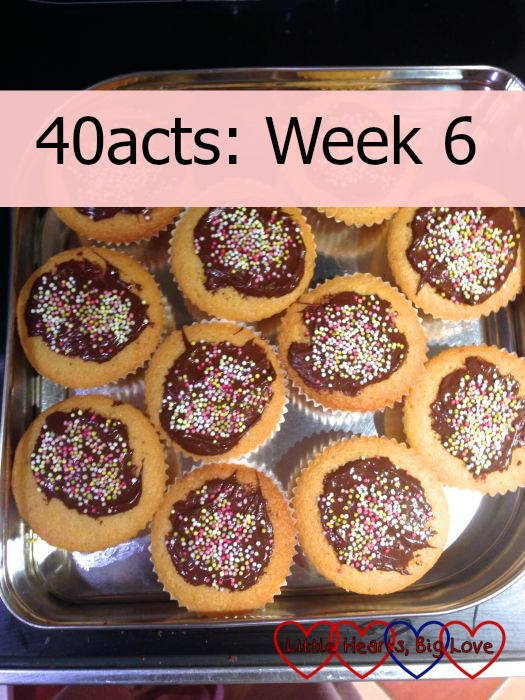 40acts: Week 6 - Little Hearts, Big Love