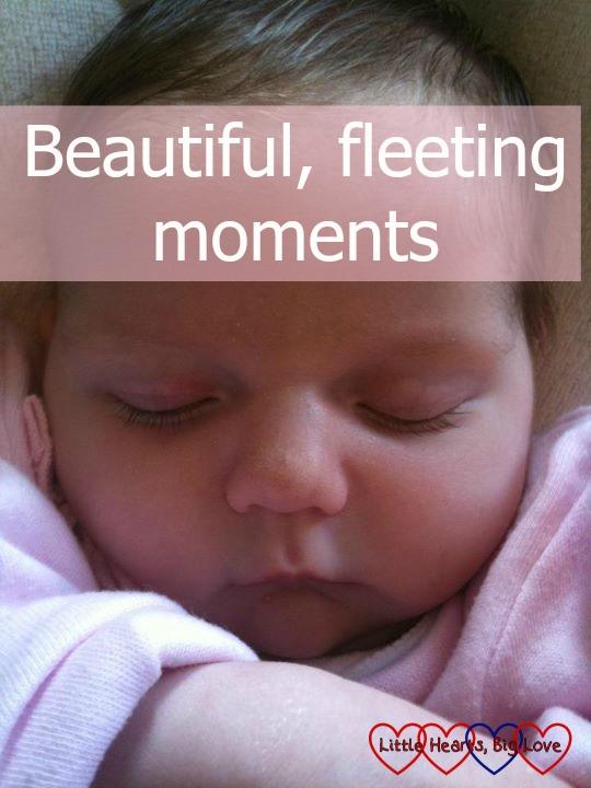 Beautiful, fleeting moments - Little Hearts, Big Love