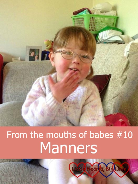 From the mouths of babes #10 - Little Hearts, Big Love