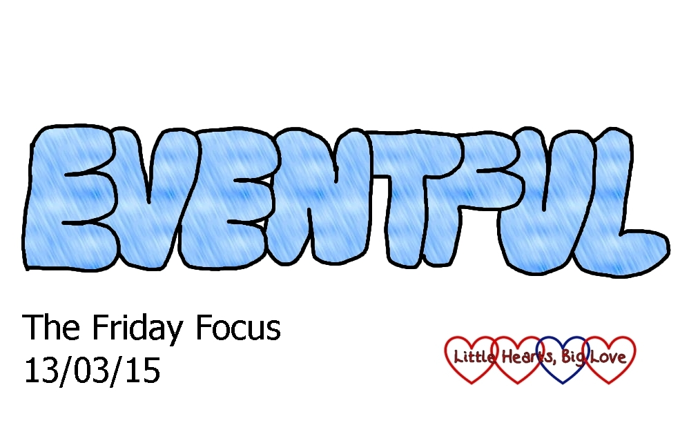 The Friday Focus 13/03/15 - Little Hearts, Big Love