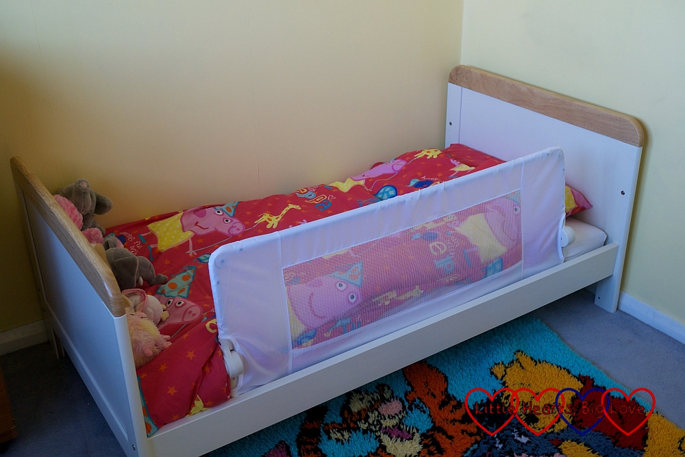 Review Safetots Bed Rail