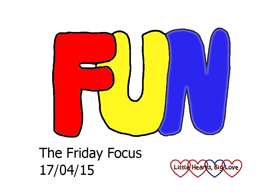 The Friday Focus 17/04/15 - Little Hearts, Big Love