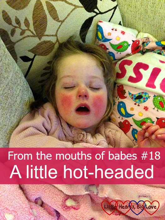 From the mouths of babes #18 - Little Hearts, Big Love