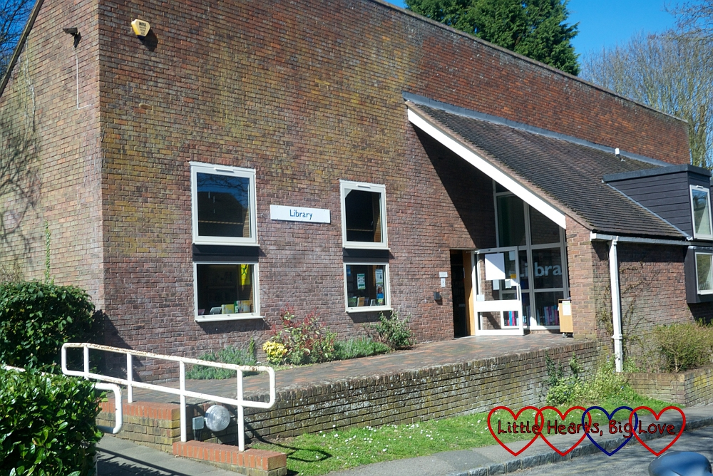 Great Missenden library which was the inspiration for the village library in Matilda