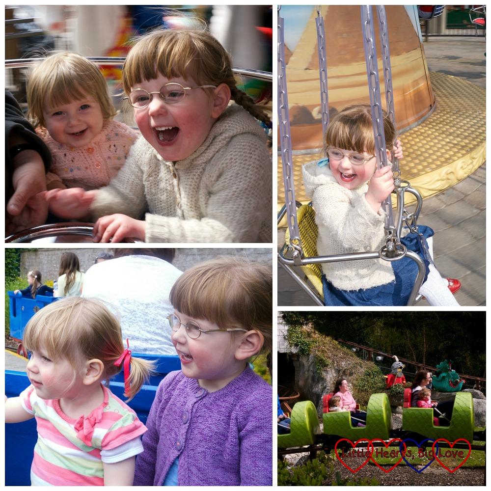 Fun at Legoland - Little Heats, Big Love