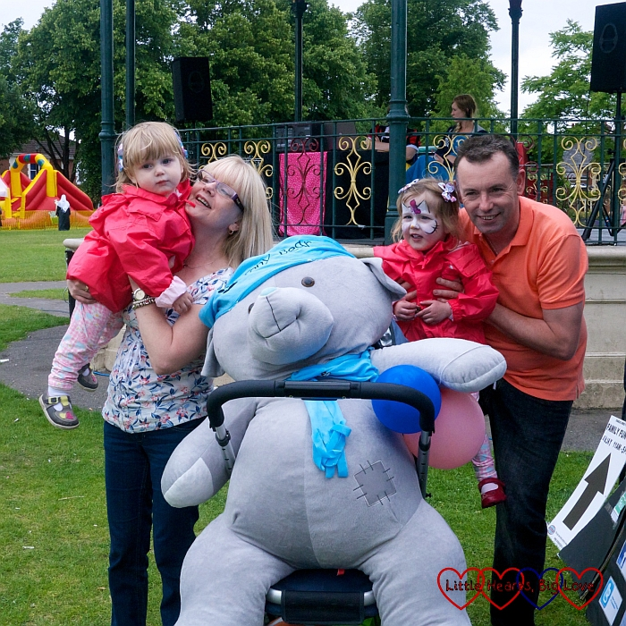 Charlie Jones Foundation Family Fun Day - Little Hearts, Big Love
