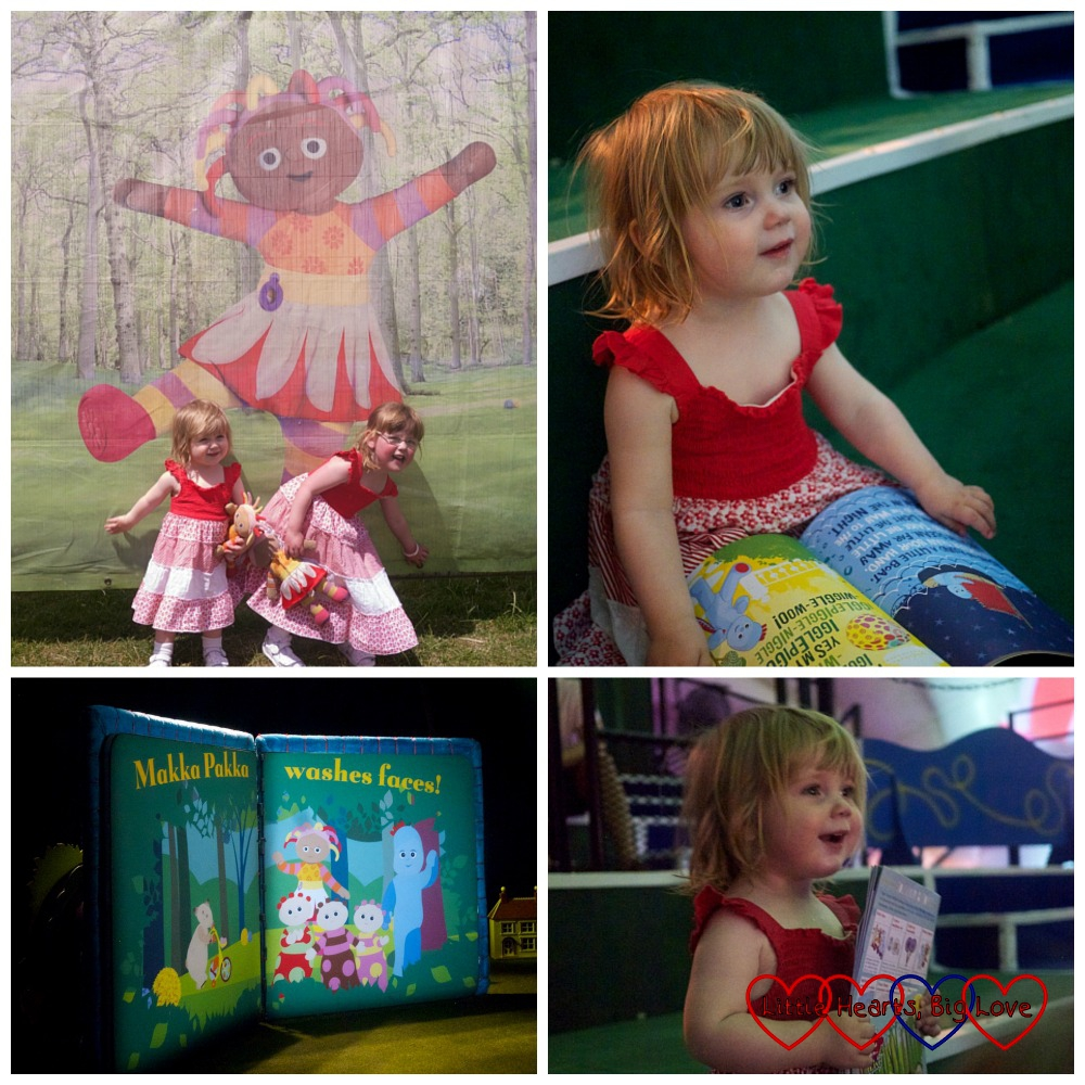 What we loved about In the Night Garden Live - Little Hearts, Big Love