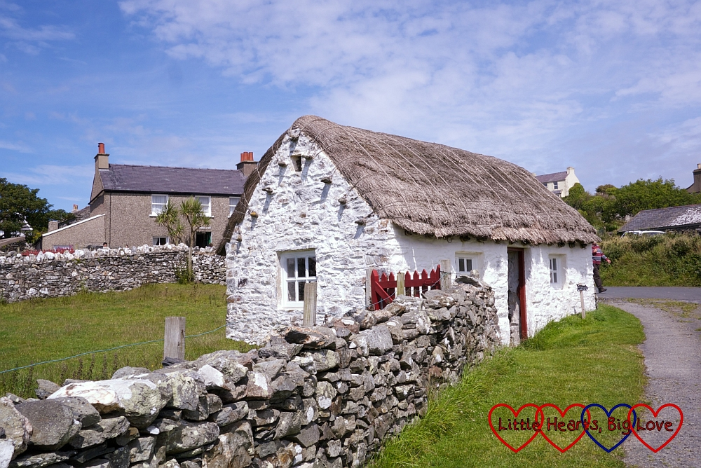 Stepping back in time at Cregneash village - Little Hearts, Big Love
