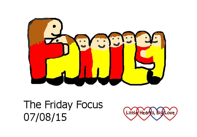 The Friday Focus 07/08/15 - Little Hearts, Big Love