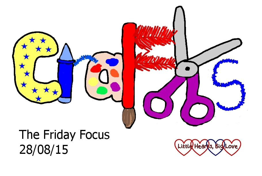 The Friday Focus 28/08/15 - Little Hearts, Big Love