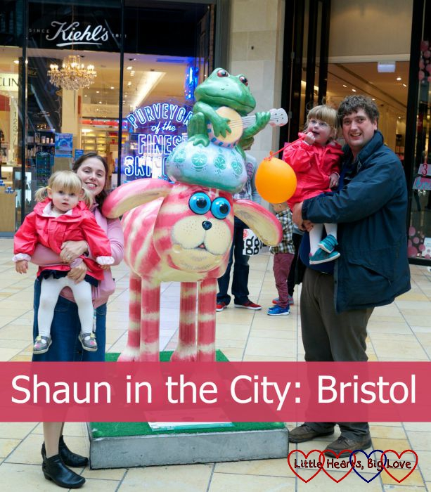 Shaun in the City: Bristol - Little Hearts, Big Love