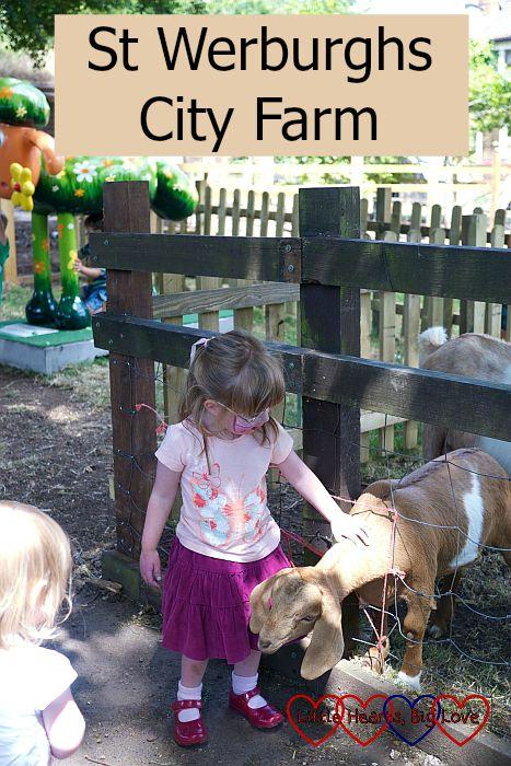 St Werburghs City Farm