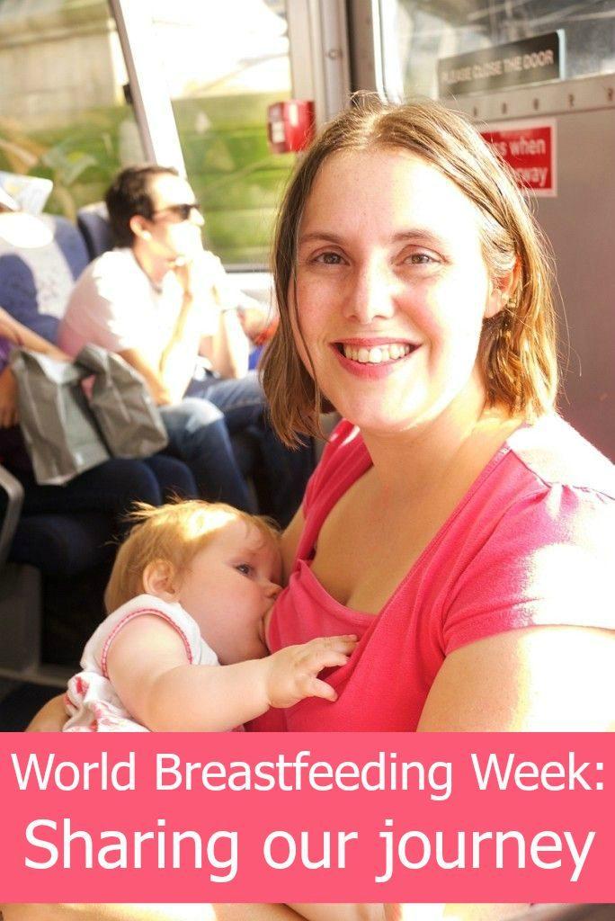 World Breastfeeding Week: sharing our journey - Little Hearts, Big Love